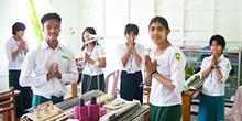 ミャンマーへの支援活動