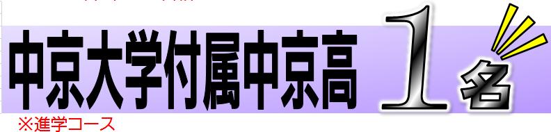 中京大学付属中京高校
