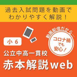 公立中高一貫校赤本解説web
