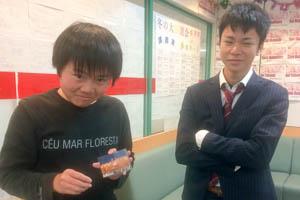 S1合格体験記 田栗冴斗さん