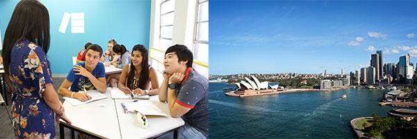オーストラリア留学イメージ