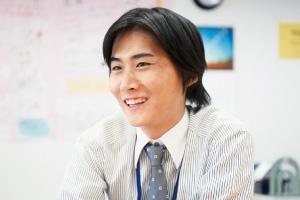 辻さん 担任の先生