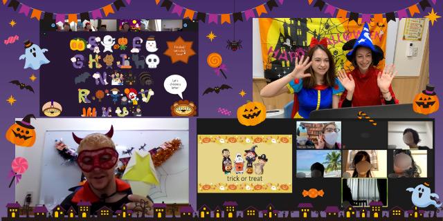 Halloween-report関西